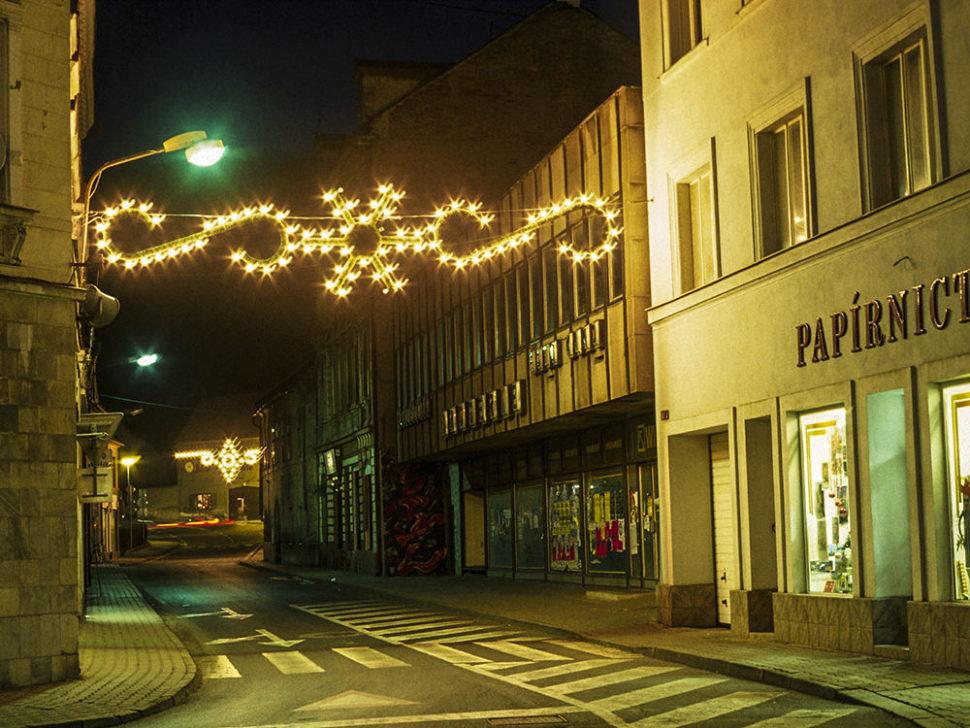 žárovkové převěsy
