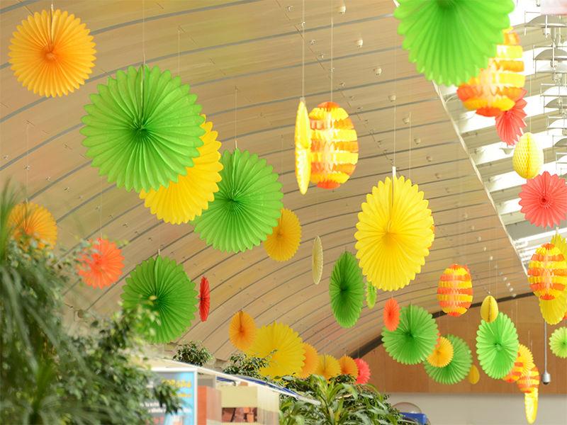 OC jarni dekorace