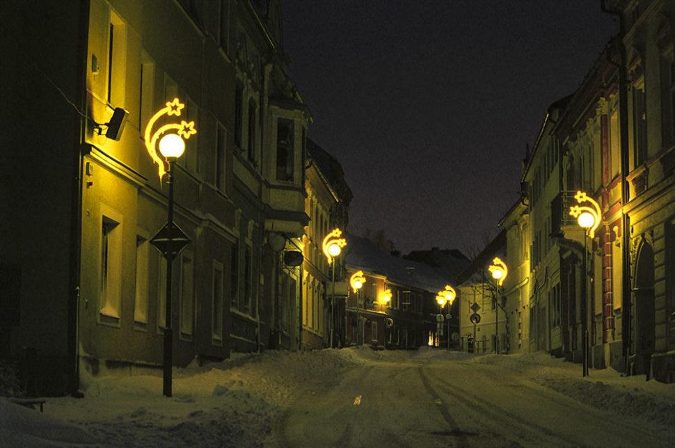 Výzdoba ulice