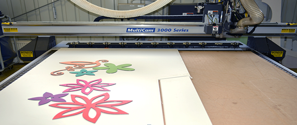 Strojní výroba CNC frezka