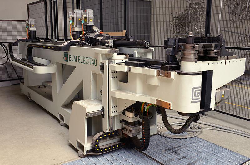 Strojní výroba ohybačka ELECT