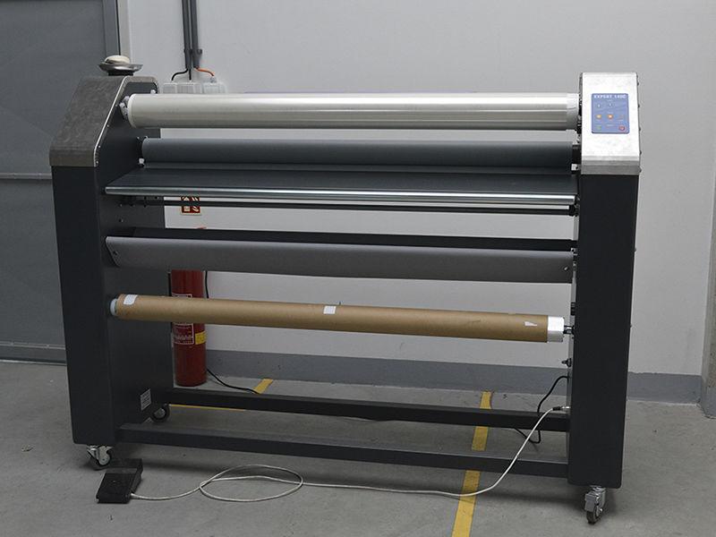 Strojní výroba laminátor OLEPO