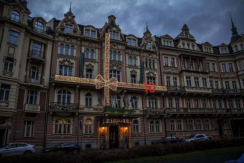 Historie Karlovy Vary Plaza