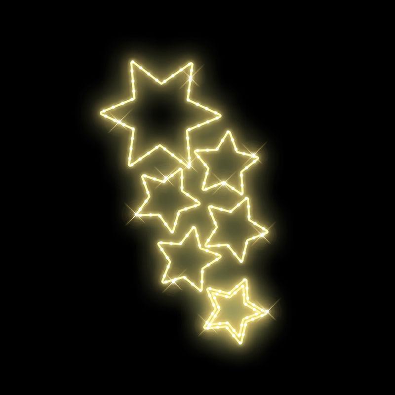 LED dekor A14