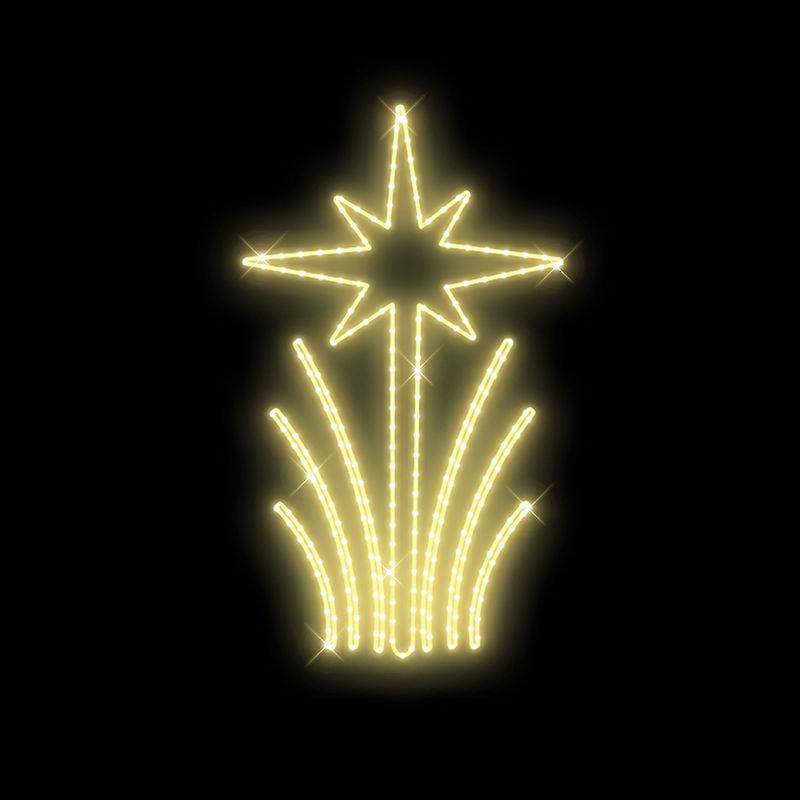 LED dekor A15