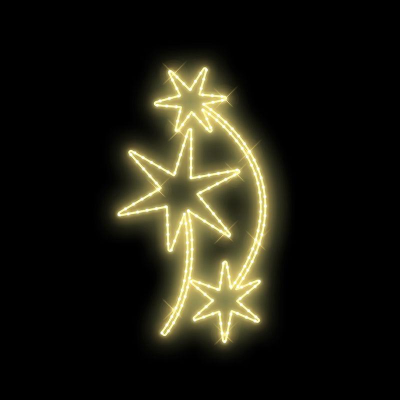 LED dekor A18