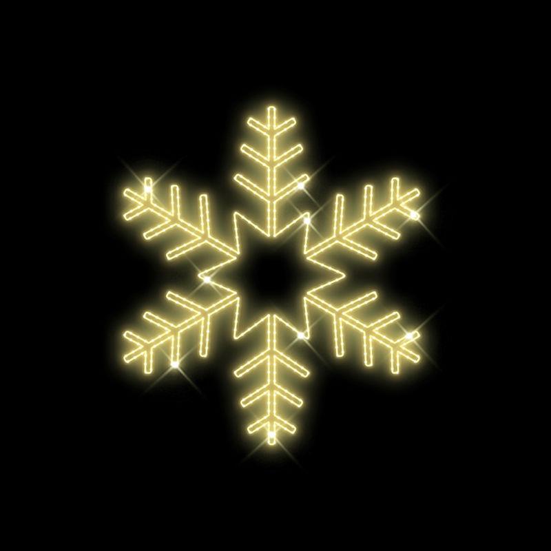 LED dekor A20