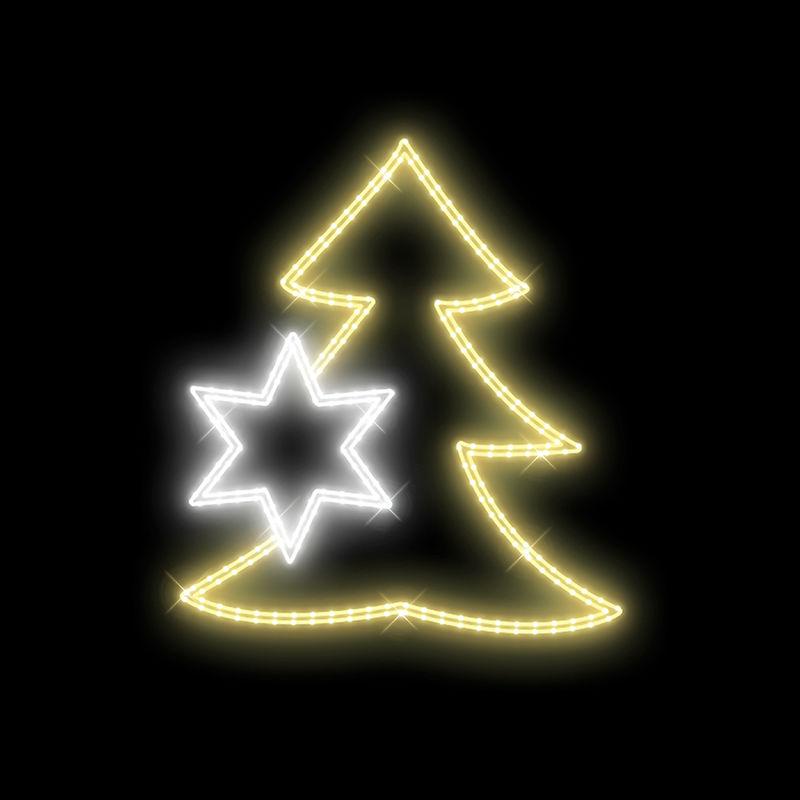 LED dekor AD3