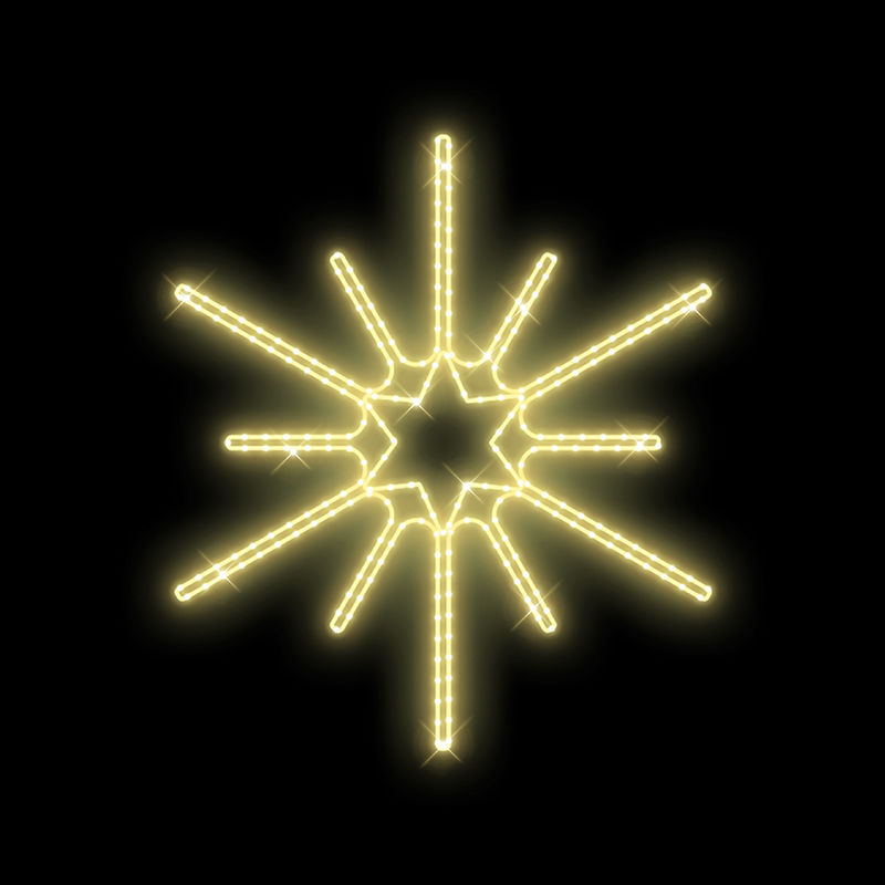 LED dekor B12