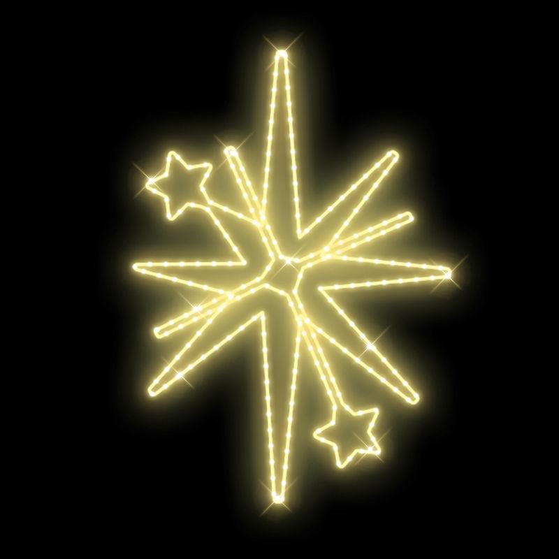 LED dekor B14