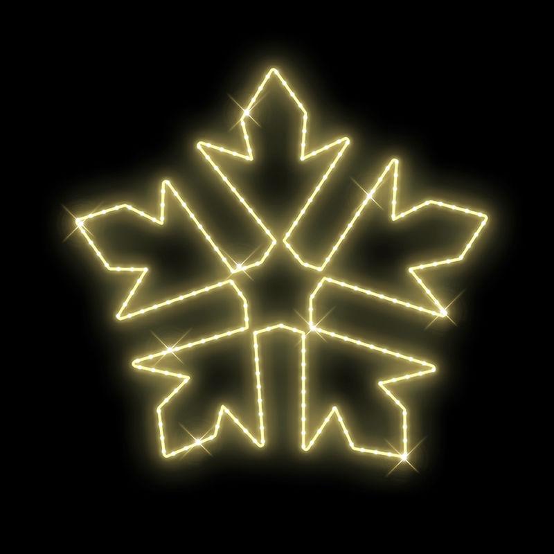 LED dekor B15