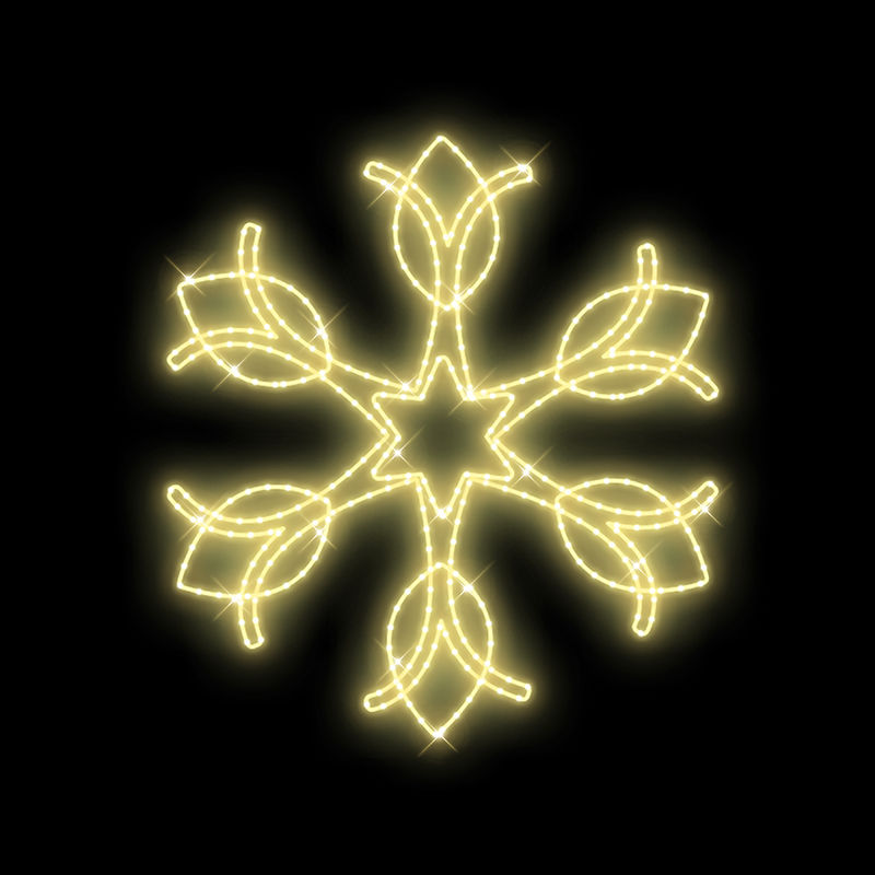 LED dekor B19
