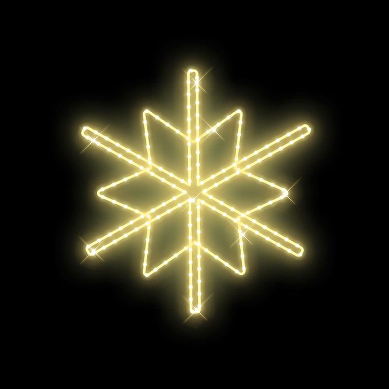 LED dekor B4