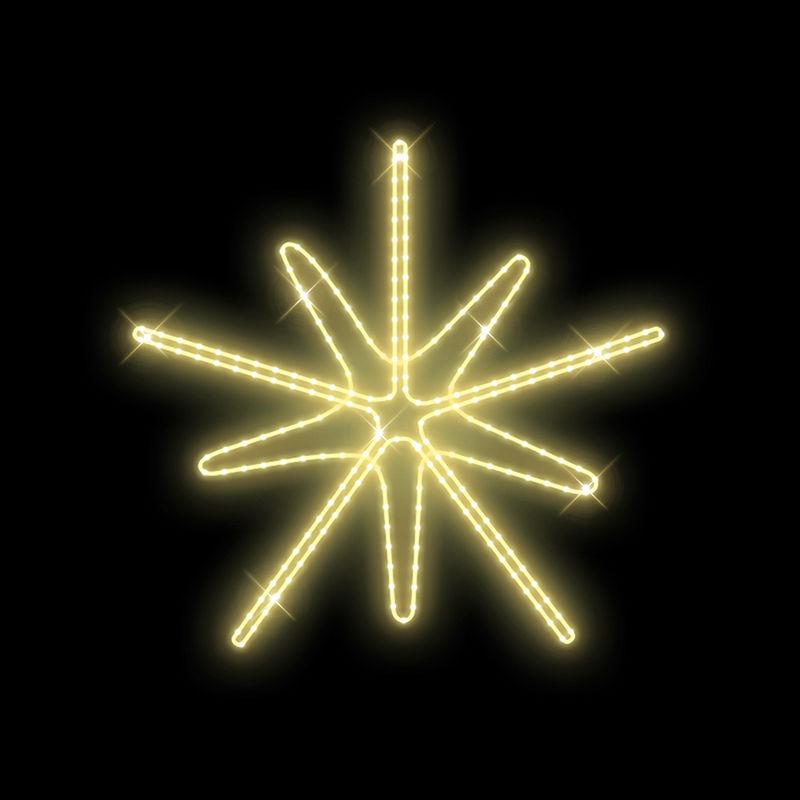 LED dekor C10