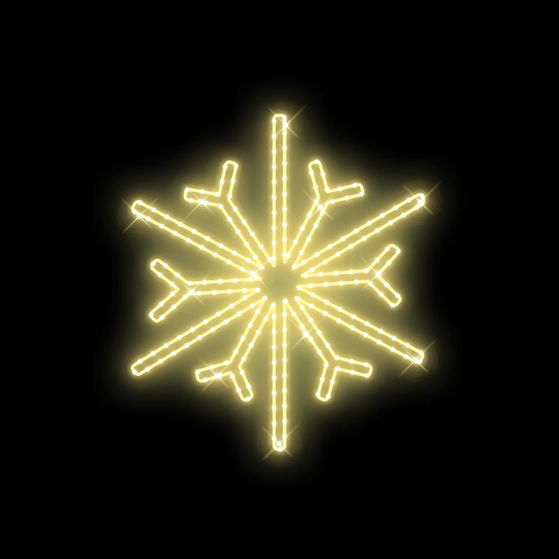 LED dekor C13