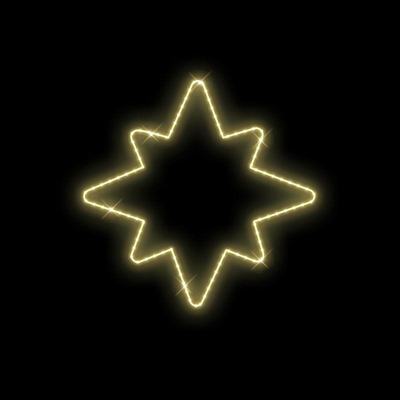 LED dekor C14