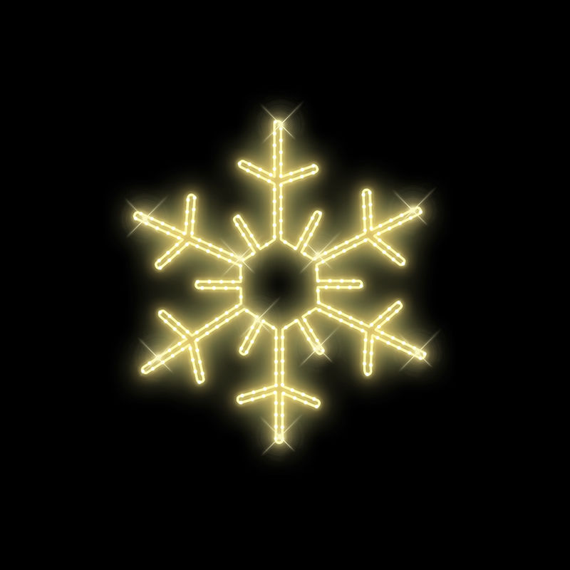 LED dekor C9