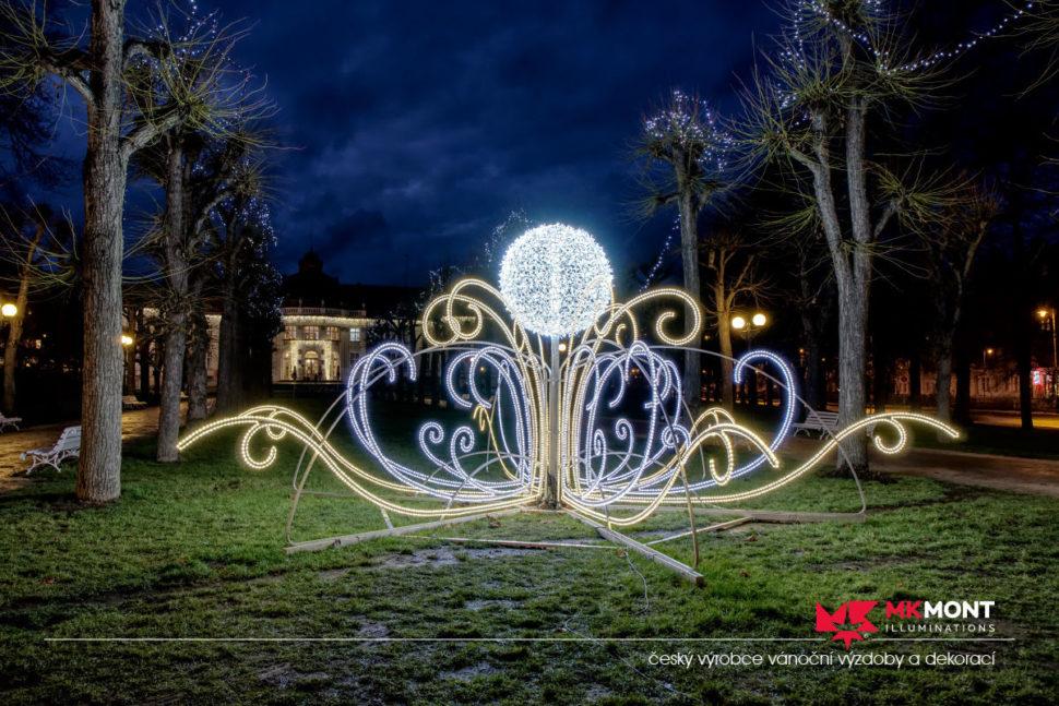 Realizace Karlovy Vary 2019 3D objekty