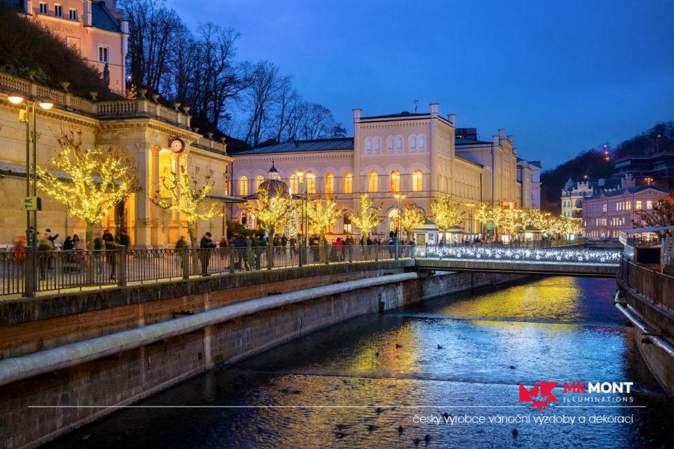 Realizace Karlovy Vary 2019 kolonáda