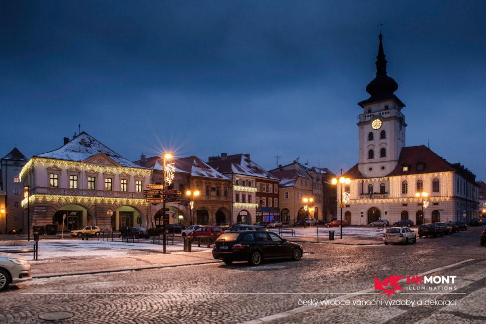 Realizace Žatec 2012 náměstí